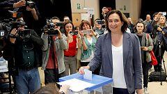 """Colau llama a la participación """"para conquistar el futuro"""" de Barcelona"""