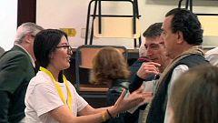 Discusión entre ERC y Vox por una camiseta, confusión con las urnas y otras anécdotas
