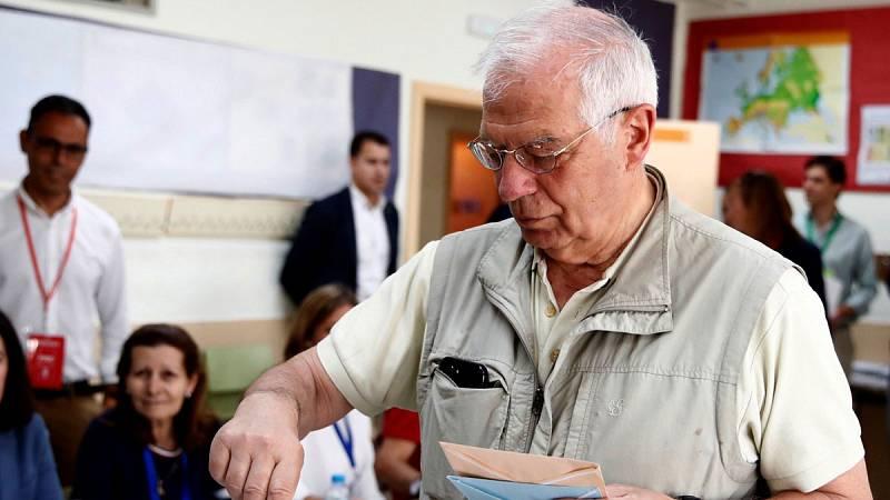 """Los candidatos a las elecciones europeas llaman a la participación para conseguir """"una Europa mejor"""""""