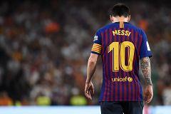 Del récord más triste de Messi...