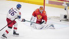 Hockey sobre hielo - Campeonato del Mundo Masculino 2019 3º y 4º puesto: Rusia - República Checa