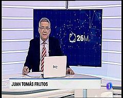 Noticias Murcia Especial elecciones 26M - 22H. 26/05/2019