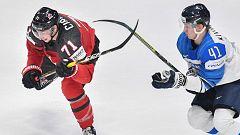 Hockey sobre hielo - Campeonato del Mundo Masculino 2019 Final: Canadá - Finlandia