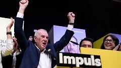 Ernest Maragall (ERC) gana las elecciones en Barcelona