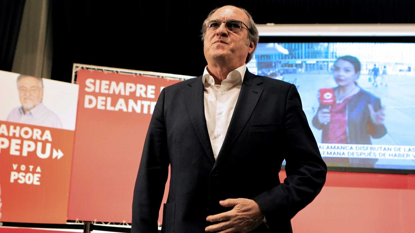 """Gabilondo critica un pacto PP, Cs y Vox y """"no renuncia"""" a buscar apoyos para su investidura"""