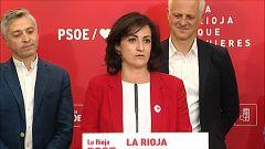 La primera presidenta riojana será Concepción Andreu