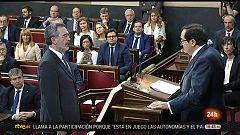Parlamento-Foco Parlamentario-Sesión Senado  26-05-2019