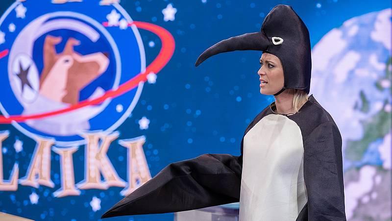 Órbita Laika - Los límites de la ciencia con Raquel Sastre - Vuelo a Marte