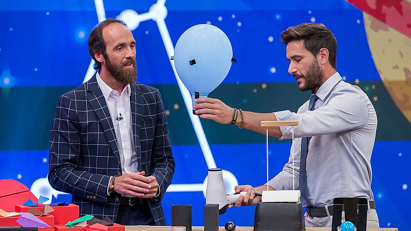 Órbita Laika - Física con Javier Santaolalla - Leyes físicas del vuelo