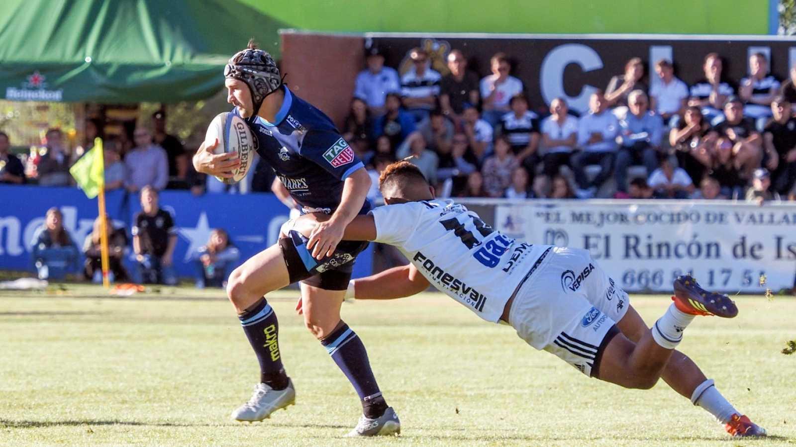 Rugby - Liga División de Honor masculina. Final: CR El Salvador -VRAC Valladolid - ver ahora