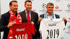 Los hosteleros de Madrid, entre el negocio y la alarma por la Champions