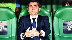 La continuidad de Valverde al frente del Barça, en vilo por culpa de la Copa del Rey