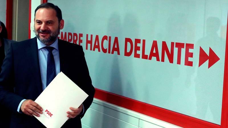 El PSOE dice que no renuncia a nada y que hará valer sus resultados del 26M