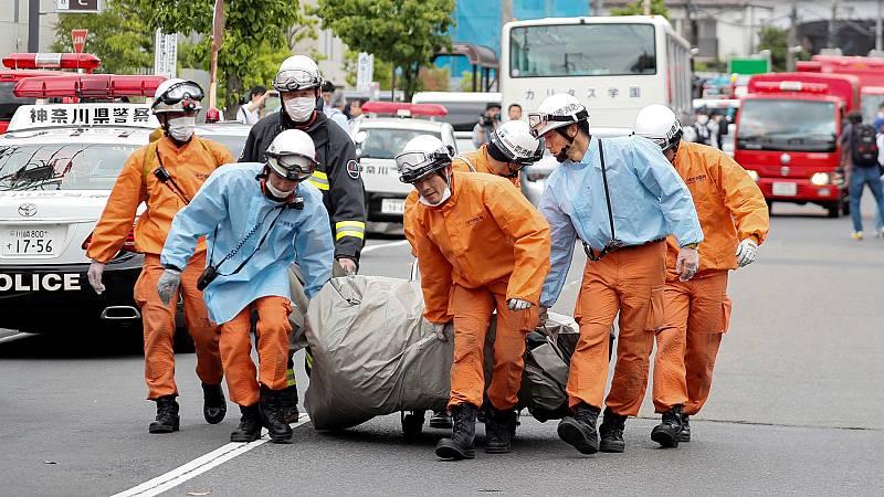 Un ataque con arma blanca en Japón causa al menos dos muertos