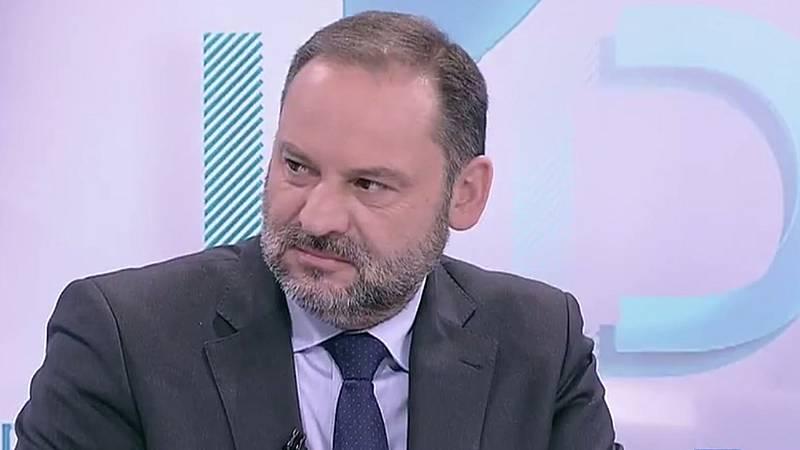 """Ábalos advierte a Ciudadanos de que puede convertirse en """"bisagra de la ultraderecha"""""""