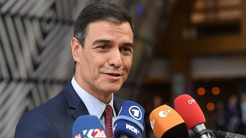 Sánchez pide a Iglesias que reconsidere su estrategia tras el 26M