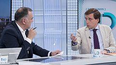 Los desayunos de TVE - José Luis Martínez-Almeida, candidato del PP a la alcaldía de Madrid