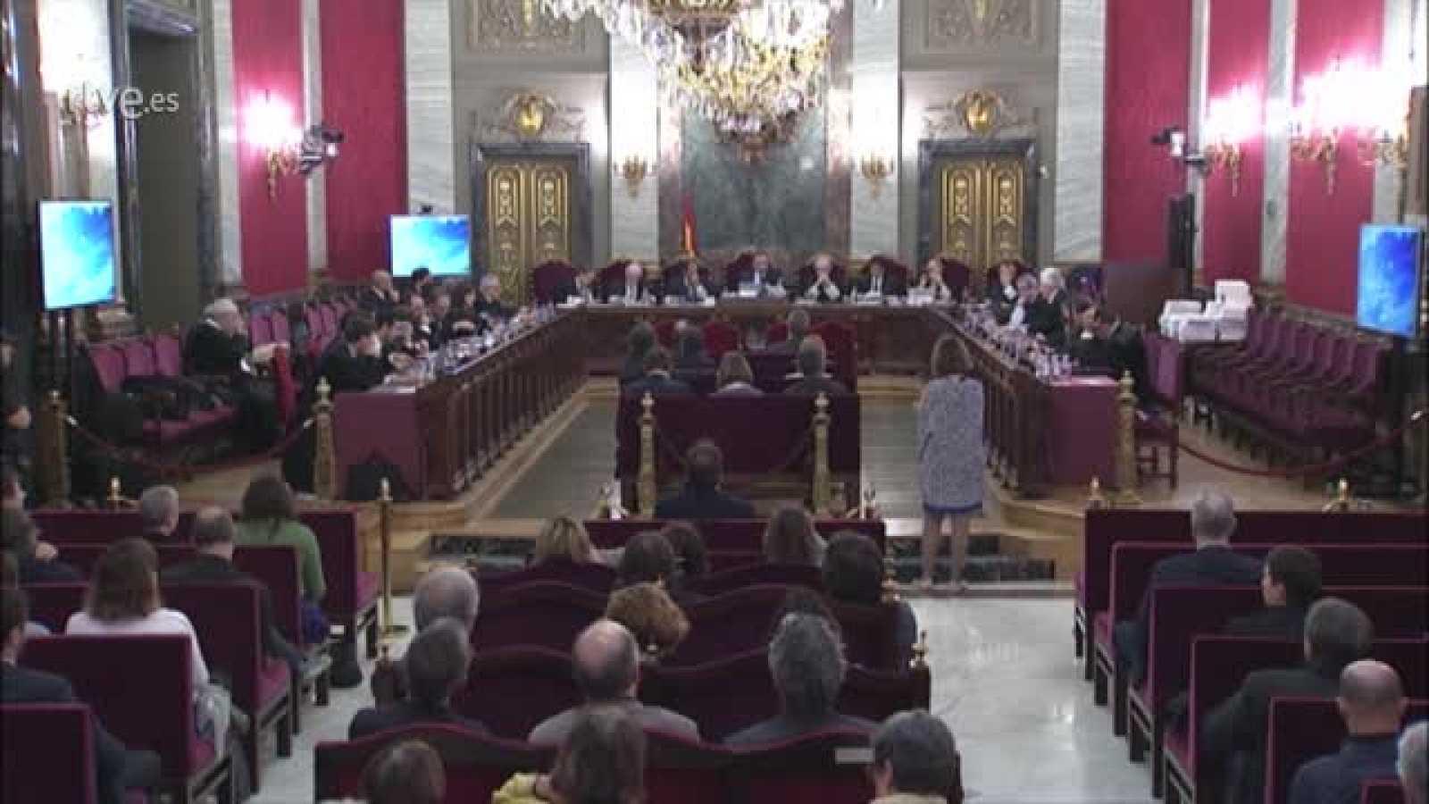 Vídeos propuestos por la Abogacía del Estado para probar que hubo sedición