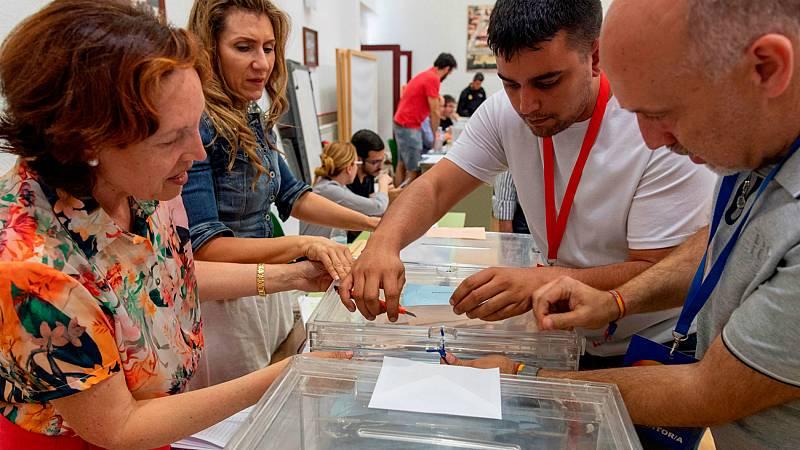 Interior trabaja para corregir los errores de los datos electorales
