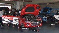 Automovilismo - Racing Weekend 2019. Prueba Motorland