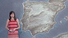Aumento de las temperaturas en casi todas las zonas excepto Andalucía y Levante