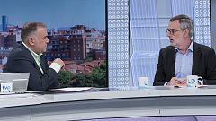 Los desayunos de TVE - José Manuel Villegas, secretario gral. de Ciudadanos y Jaume Collboni, candidato del PSC a la alcaldía de Barcelona