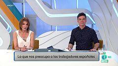 Lo que más nos preocupa a los trabajadores españoles