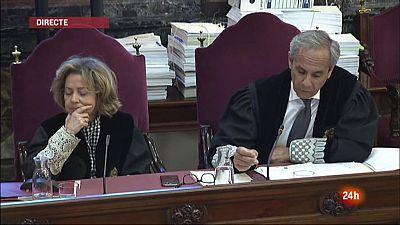 Fiscalia i advocacia acusen de rebel·lió i sedició a les conclusions finals