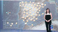 Temperaturas en ascenso en casi todo el país