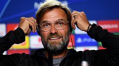 """Klopp: """"Hemos aprendido y mejorado mucho desde la pasada final de Champions"""""""
