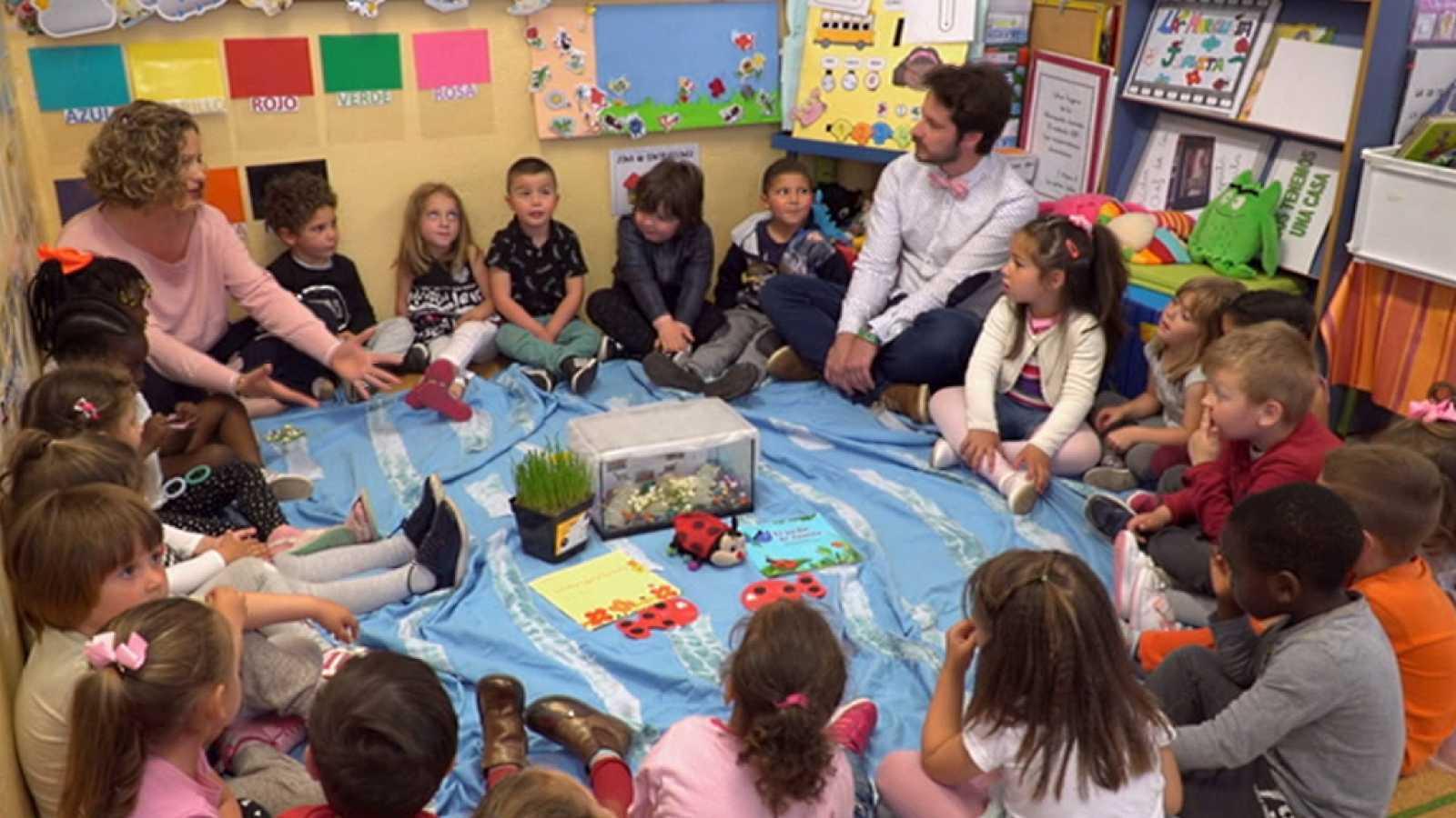 Maneras de educar - Colegio Las Lomas (Almería) - ver ahora
