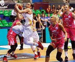 Baloncesto - Gira Preparación Campeonato de Europa Femenino: España - Letonia