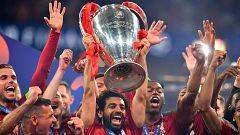 Resumen de la final de Champions: Tottenham 0-2 Liverpool
