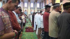 Medina en TVE - Festividad de Eid Al-Fitr