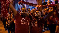 De Liverpool a El Cairo, la Champions tiñó de rojo la fiesta
