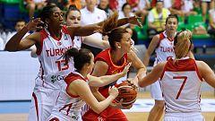 Baloncesto - Gira Preparación Campeonato de Europa Femenino: España - Turquia