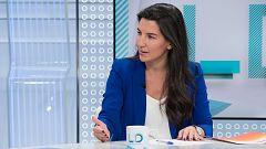 """Rocío Monasterio (Vox) exige a Cs """"sentarse"""" a negociar: """"Acuerdos como el de Andalucía quedan descartados"""""""