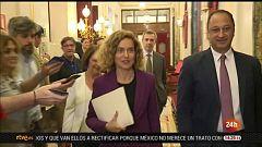 Parlamento-Foco Parlamentario-Mesa Investidura- 01-06-19