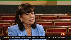 Parlamento - La entrevista - Cristina Narbona, vicepresidenta del Senado - 01/06/2019
