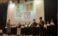 """En Lengua de Signos - """"Dones d'aigua"""", un musical para todos"""