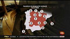 Parlamento - Otros parlamentos - Senadores de designación autonómica tras las elecciones - 01/06/2019