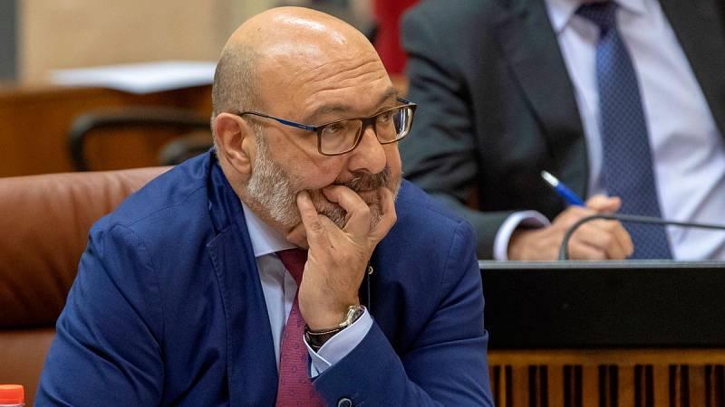 Vox anuncia una enmienda a la totalidad de los Presupuestos en Andalucía y el PP pide responsabilidad