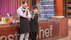 Samira y Valentín se salvan en la prueba de eliminación