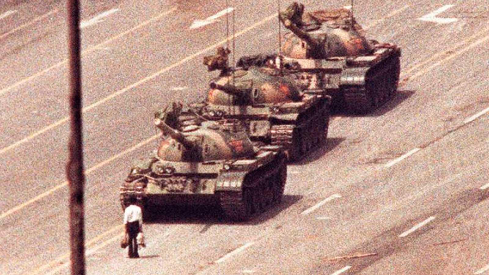 La masacre de Tiananmen, una matanza silenciada en China 30 años después