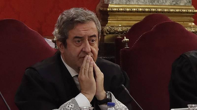 """La Fiscalía asegura en su informe final que en el juicio del 'procés' que no se busca """"criminalizar"""" proyectos políticos"""