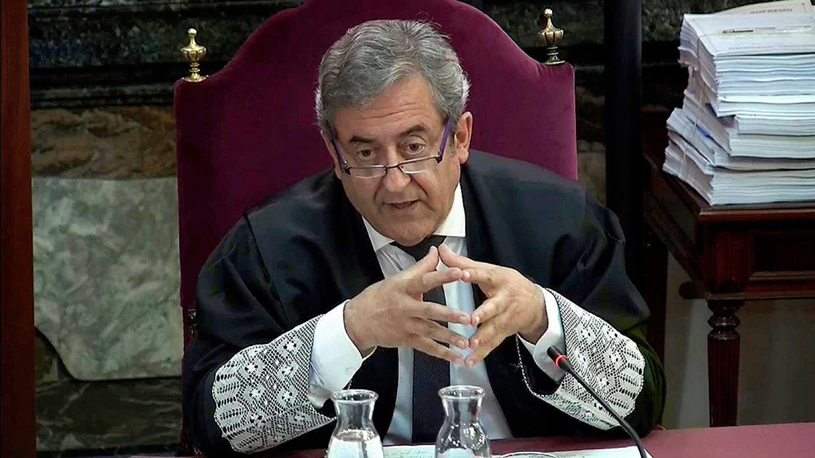 """El fiscal califica el 'procés' de """"golpe de Estado"""" en su informe final de conclusiones"""