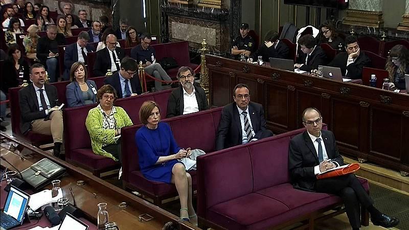 """Juicio del """"procés"""": La Fiscalía califica de """"golpe de Estado"""" lo ocurrido en Cataluña en otoño de 2017"""