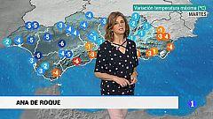 El tiempo en Andalucía - 04/06/19