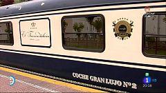 España Directo -  El Transcantábrico, un tren de lujo