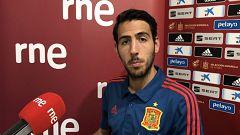 """Radiogaceta de los deportes - Parejo: """"No tengo noticias del interés del Barcelona"""""""